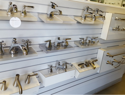 Degrees of Comfort Brattleboro Faucet Displays