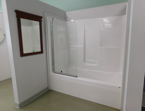 Degrees of Comfort Brattleboro Tub Shower