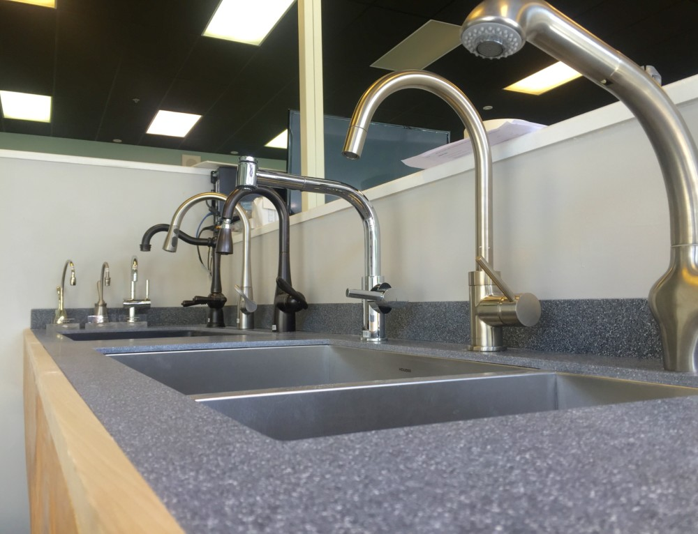 Degrees of Comfort Brattleboro Kitchen Faucet Counter